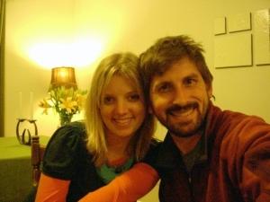 Kate and Nik engagement photo